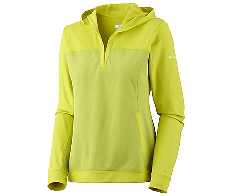photo: Columbia Summer Freeze Hoodie long sleeve performance top