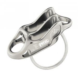 photo: Petzl Reverso 4 belay/rappel device
