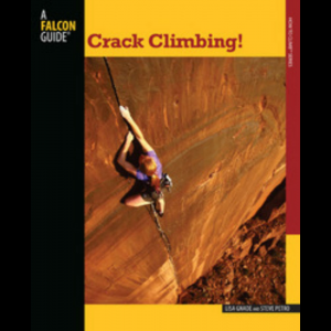 photo: Falcon Guides Crack Climbing climbing book
