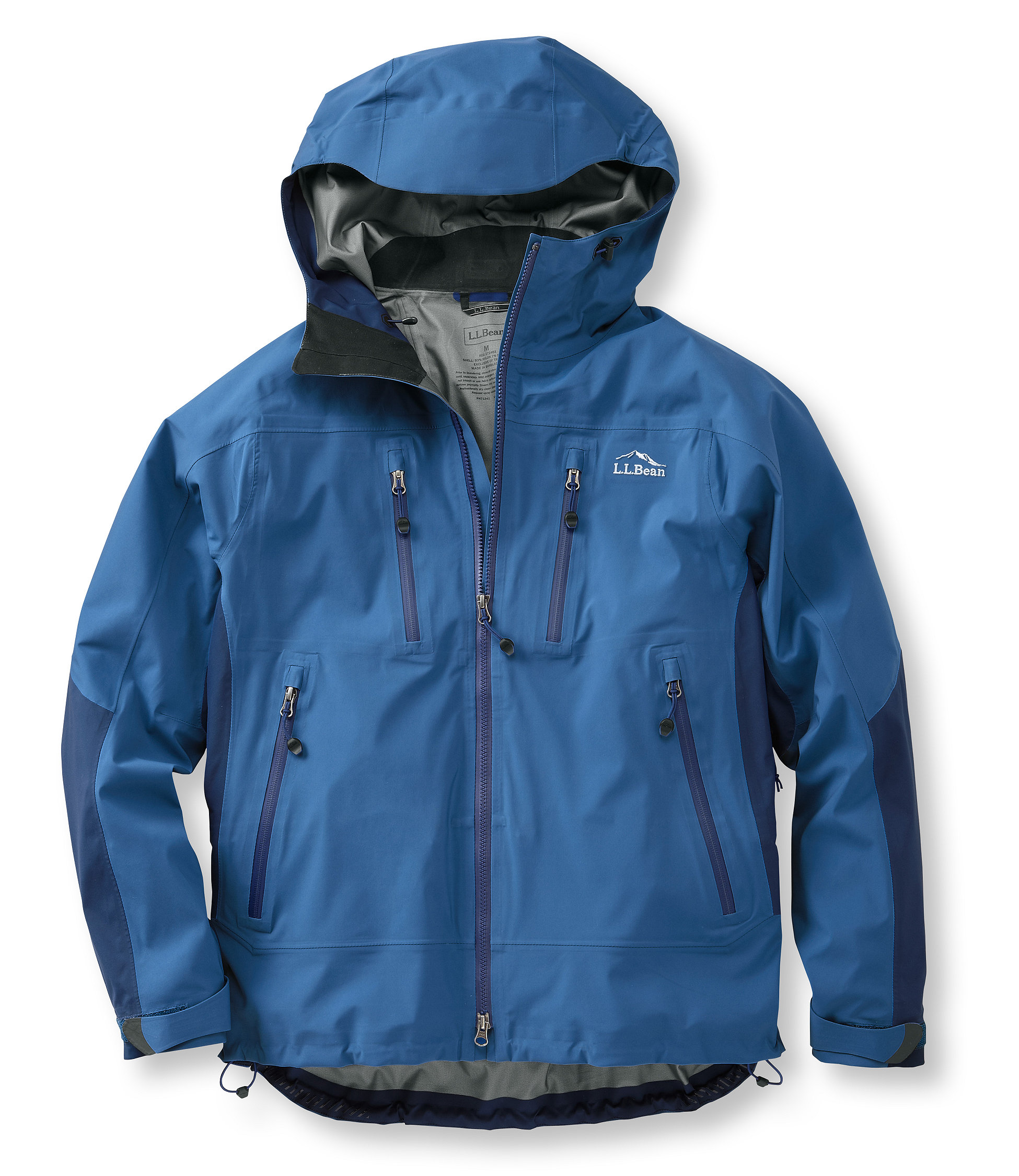 photo: L.L.Bean Women's Ascent Jacket waterproof jacket
