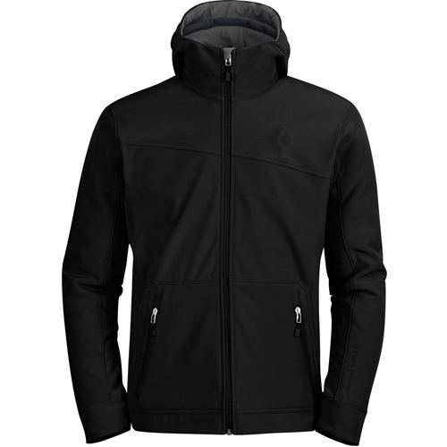photo: Black Diamond Crag Hoody fleece top