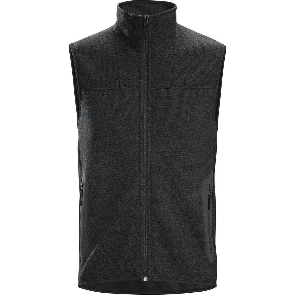 photo: Arc'teryx Covert Vest fleece vest