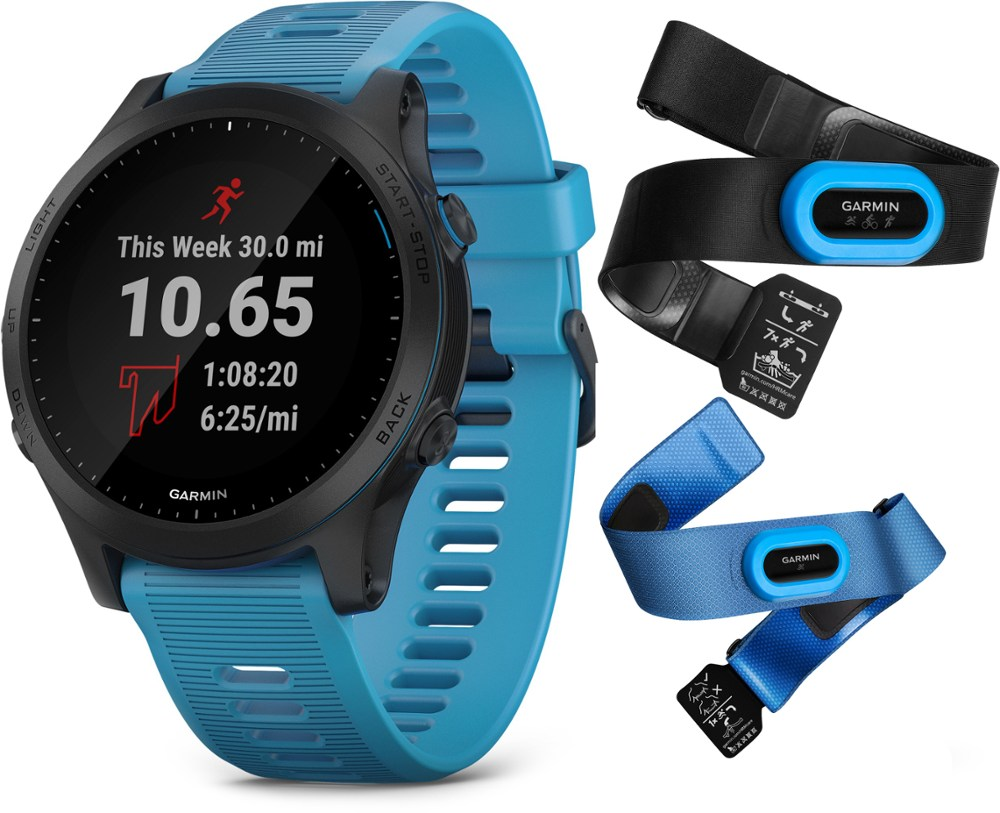 photo: Garmin Forerunner 945 gps watch
