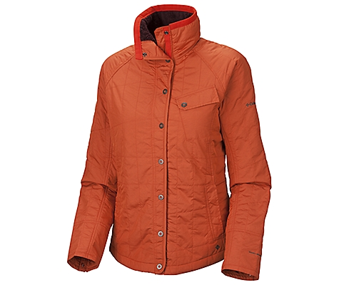 photo: Columbia Cozie Cutie Shirt Jacket synthetic insulated jacket