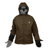 photo: Loki Men's Mountain Hoodie soft shell jacket