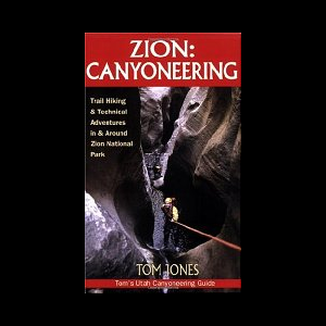 CUSA Press Zion: Canyoneering