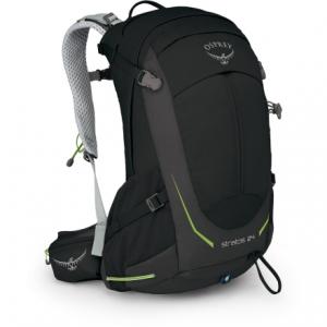 photo: Osprey Stratos 24 daypack (under 2,000 cu in)