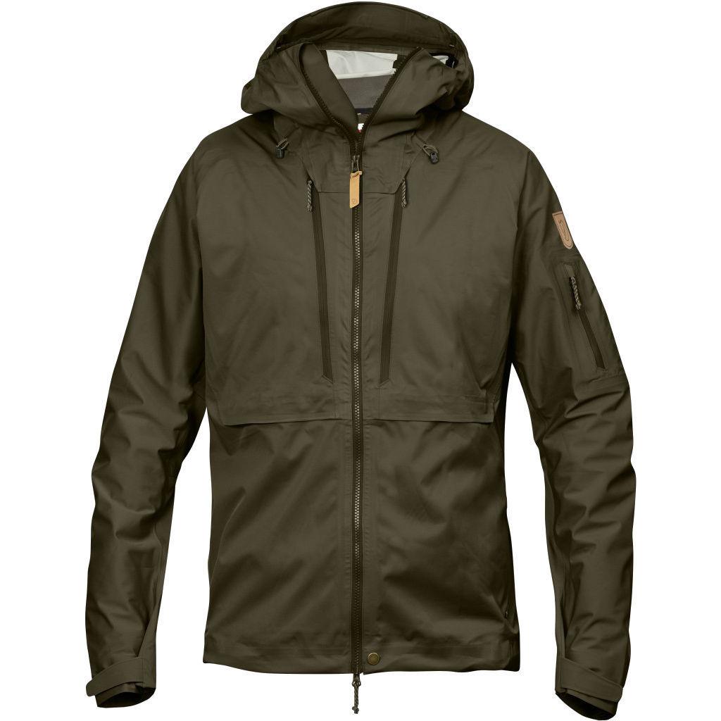 photo: Fjallraven Keb Eco-Shell Jacket waterproof jacket