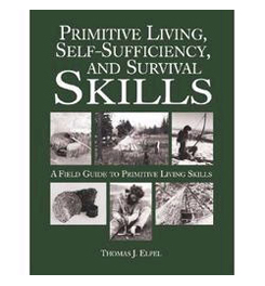 Lyons Press Primitive Living, Self Sufficiency, and Survival Skills