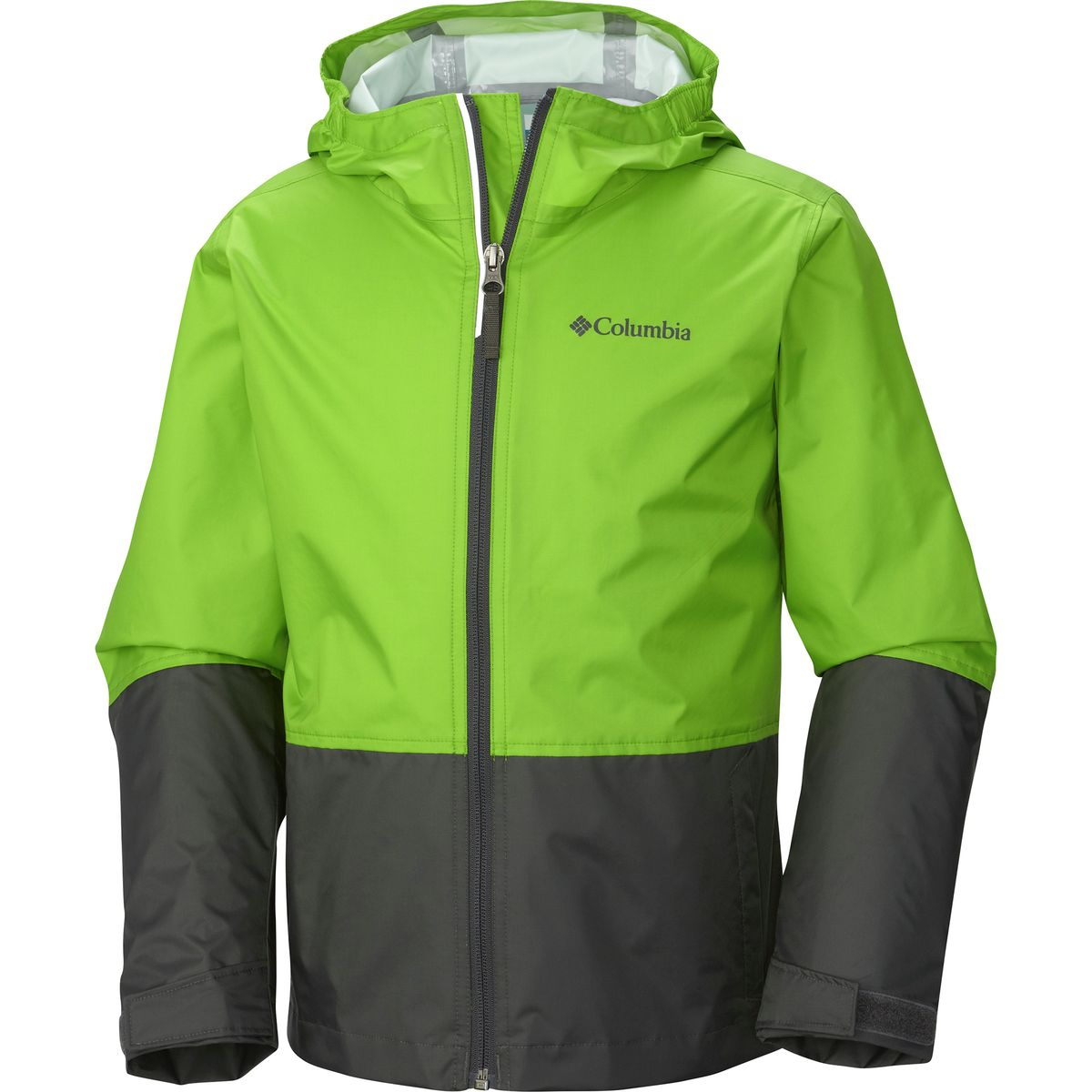 photo: Columbia Boys' Trail Trooper Rain Jacket waterproof jacket