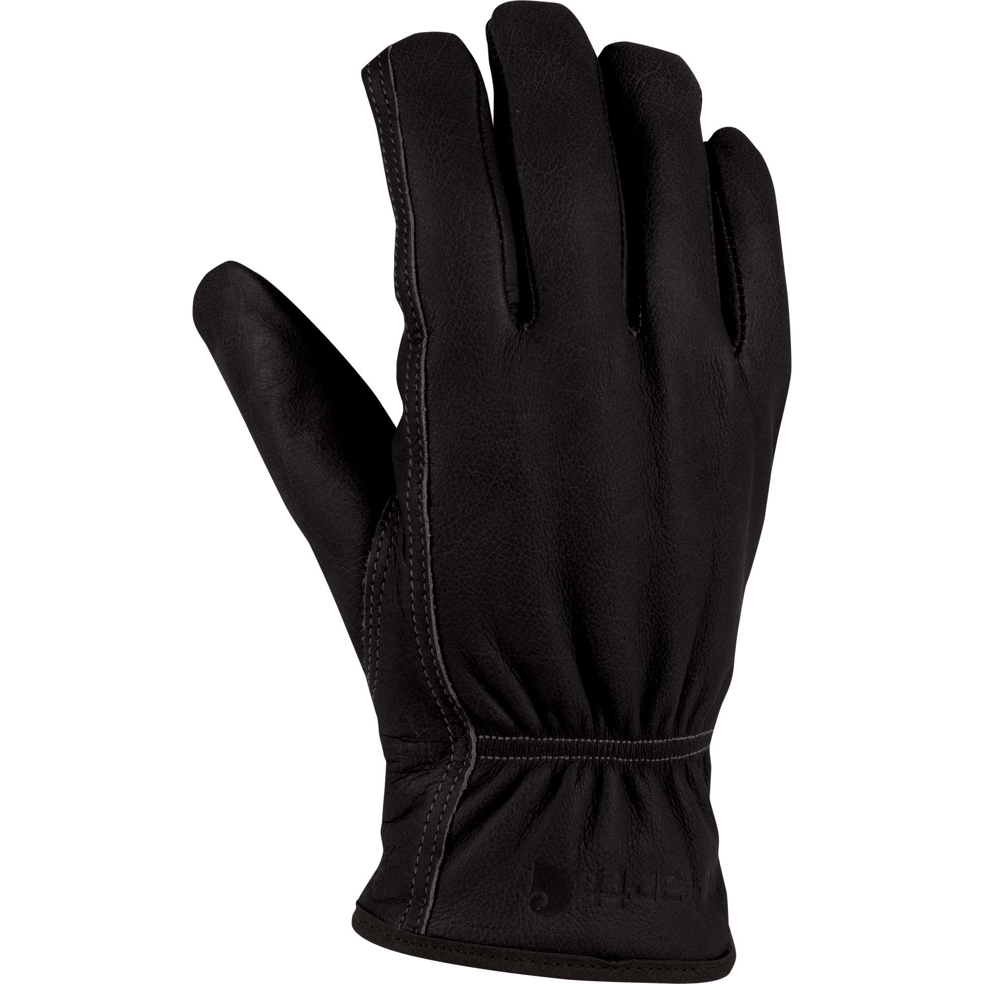 photo: Carhartt Insulated Leather Driver Glove insulated glove/mitten