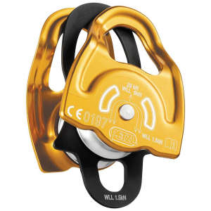 photo: Petzl Gemini pulley
