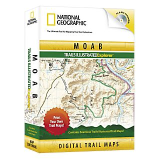 National Geographic Moab Explorer CD-ROM