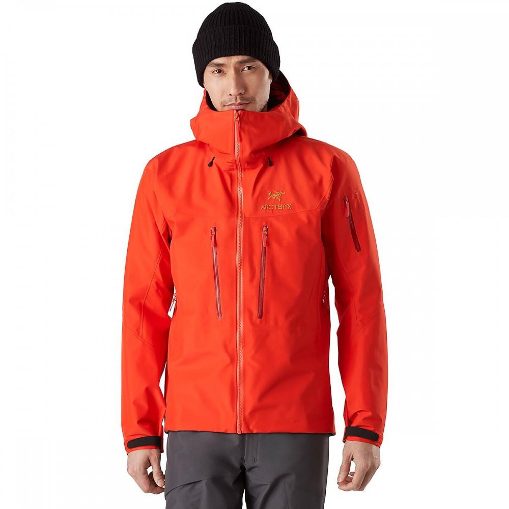 photo: Arc'teryx Alpha SV Jacket waterproof jacket