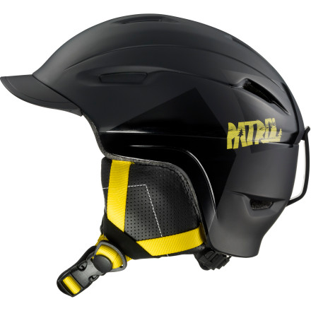 photo: Salomon Patrol Junior Helmet snowsport helmet