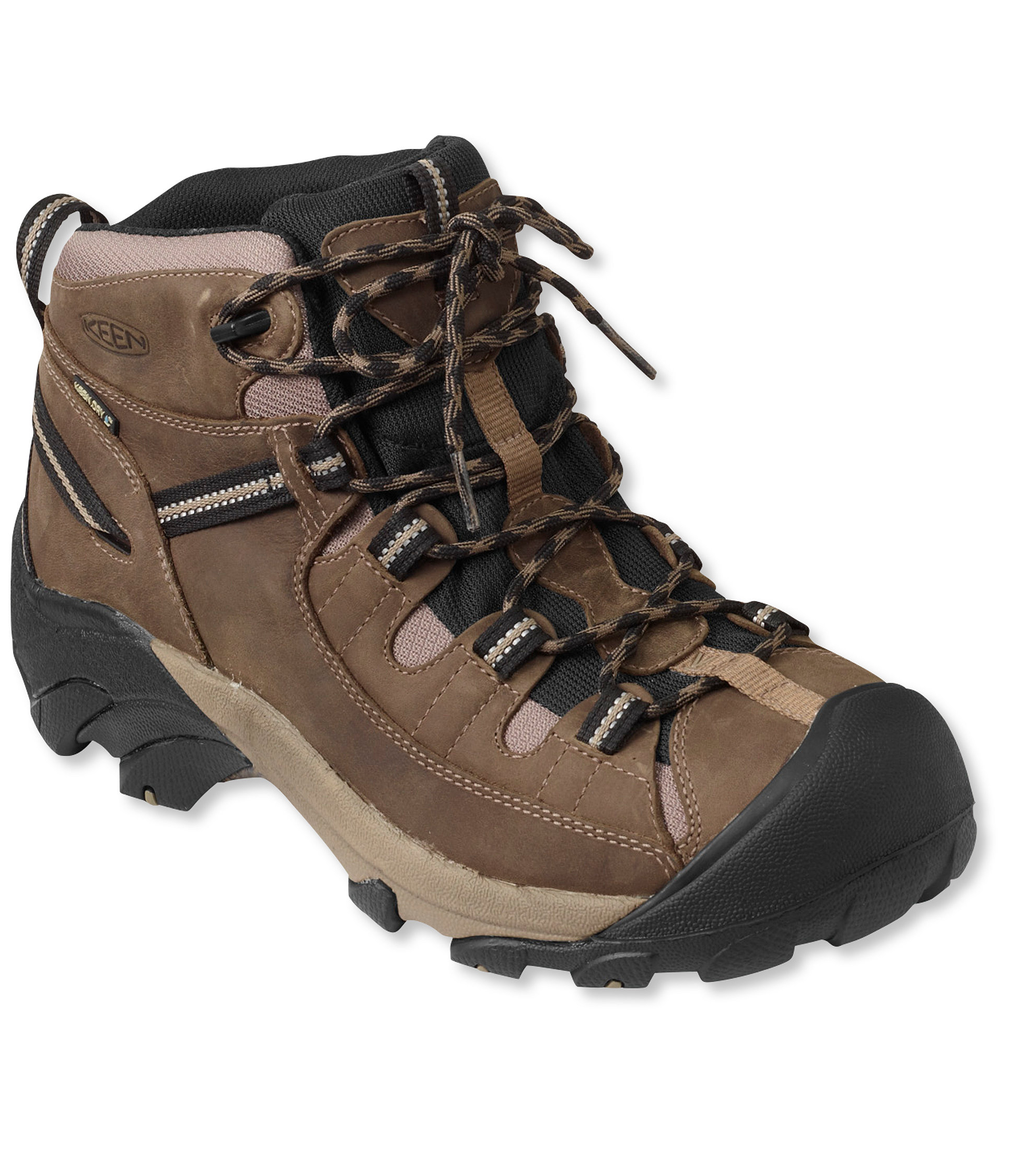 photo: Keen Targhee Mid hiking boot