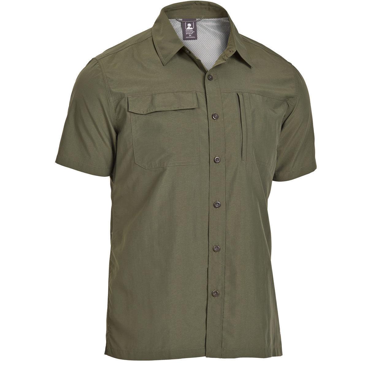 photo: EMS Trailhead Shirt, S/S hiking shirt