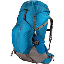 photo: Gregory Jade 50 weekend pack (3,000 - 4,499 cu in)