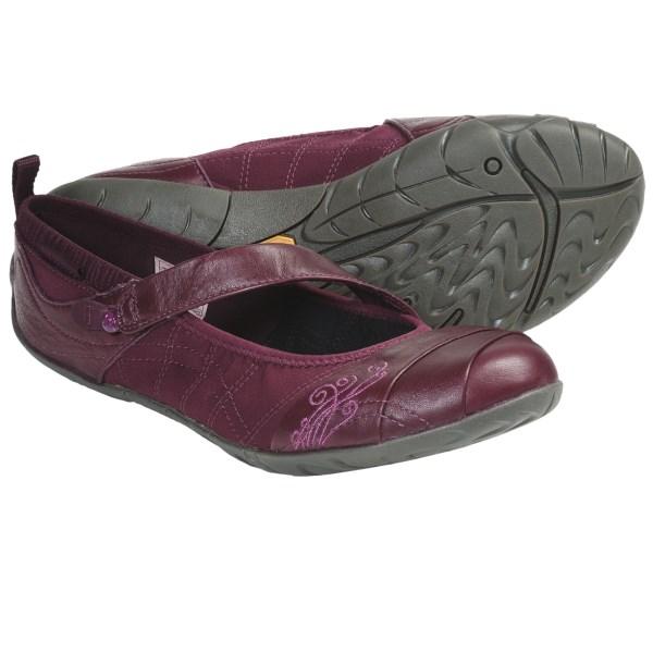 photo: Merrell Wonder Glove Mary Jane barefoot / minimal shoe