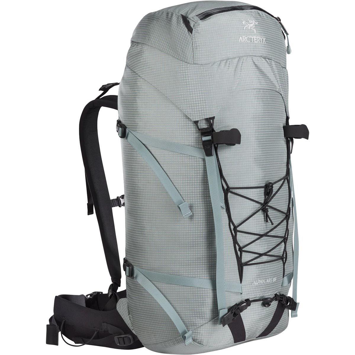 photo: Arc'teryx Alpha AR 35 daypack (under 35l)