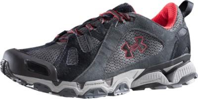 photo: Under Armour Chetco trail shoe