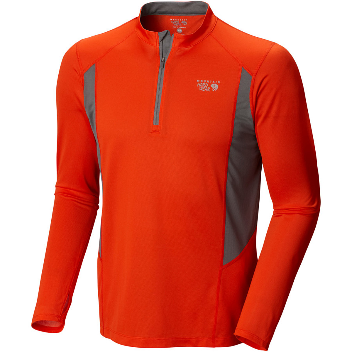 photo: Mountain Hardwear Double Wicked Long Sleeve T long sleeve performance top