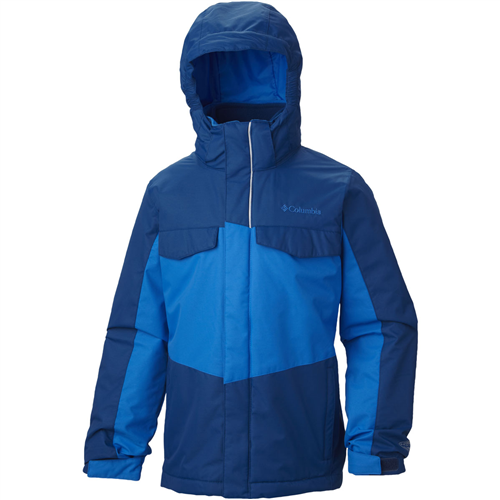 photo: Columbia Boys' Bugaboo Interchange Jacket component (3-in-1) jacket