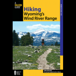 photo: Falcon Guides Hiking Wyoming's Wind River Range us mountain states guidebook