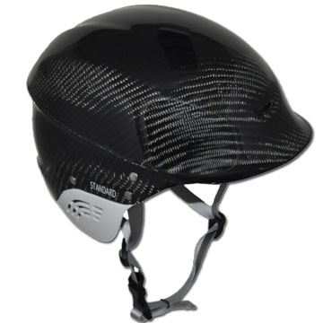photo: Shred Ready Carbon Deluxe Full Cut Helmet paddling helmet