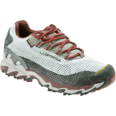 photo: La Sportiva Women's Wildcat GTX trail running shoe