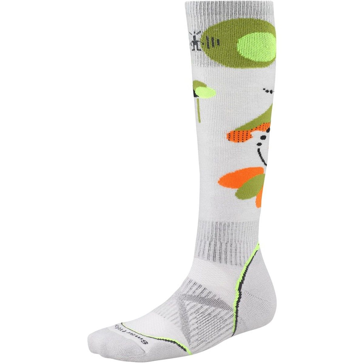 photo: Smartwool Women's Athlete Artist Ski Sock snowsport sock