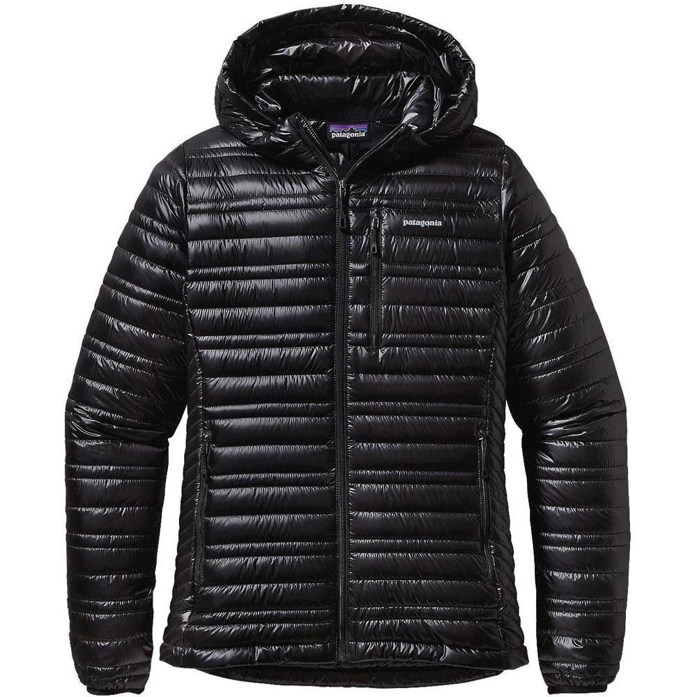 photo: Patagonia Women's Ultralight Down Hoody down insulated jacket