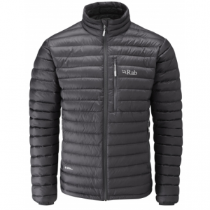 photo: Rab Microlight Jacket down insulated jacket
