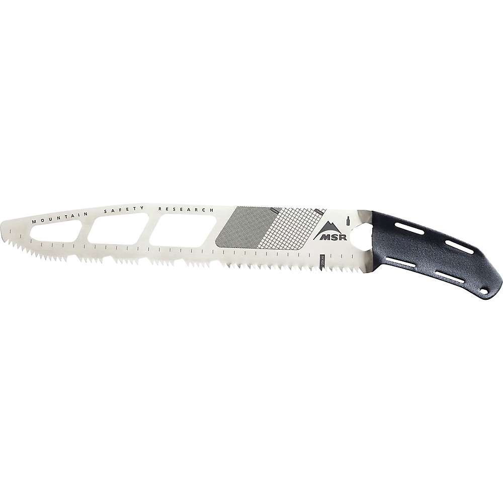 photo: MSR Beta snow saw