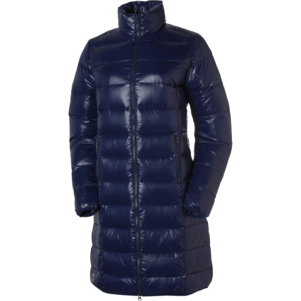 photo: 66°North Women's Laugavegur Down Jacket down insulated jacket