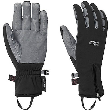 photo: Outdoor Research Women's Stormtracker Gloves soft shell glove/mitten