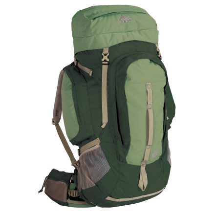 photo: Kelty Coyote 4500 expedition pack (4,500+ cu in)