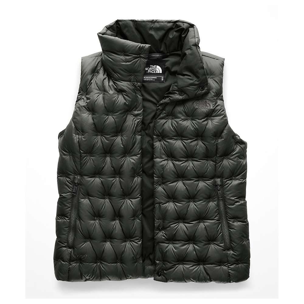 photo: The North Face Holladown Crop Vest down insulated vest