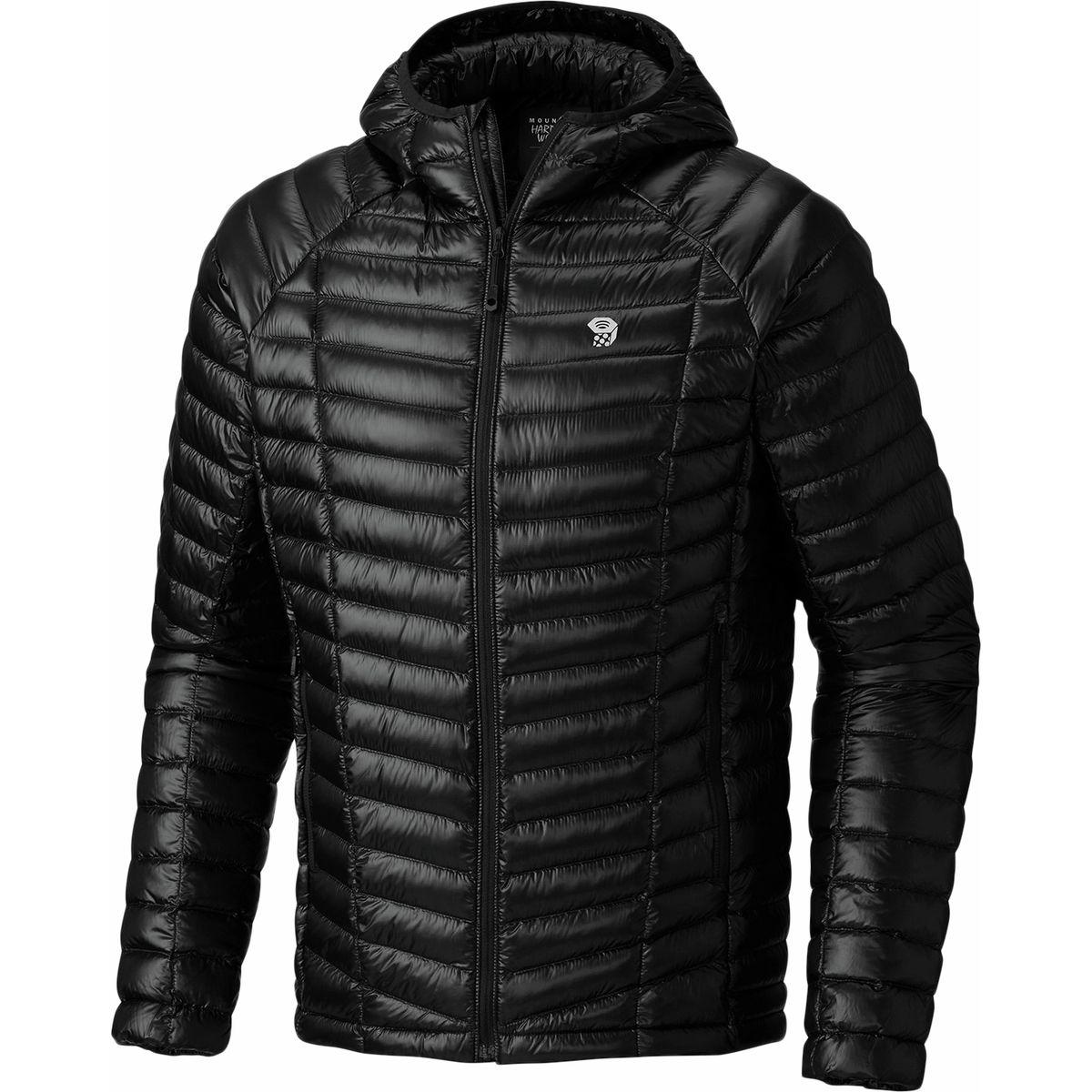 Mountain Hardwear Ghost Whisperer Hooded Down Jacket