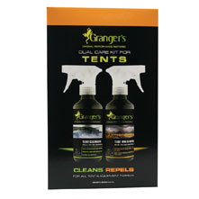 photo: Granger's Tent Cleaner/Waterproofer Kit equipment cleaner/treatment