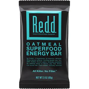 photo of a Redd nutrition bar