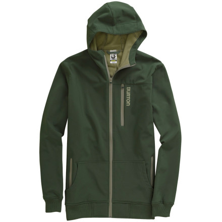 photo: Burton Softshell Jacket soft shell jacket