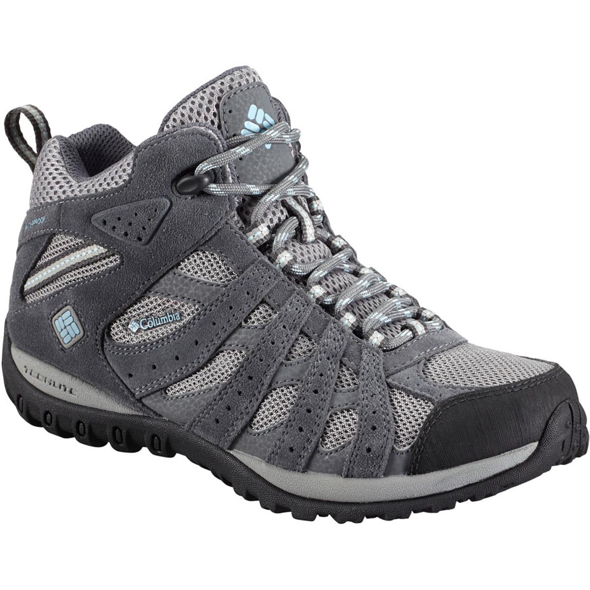 photo: Columbia Women's Redmond Mid Waterproof hiking boot