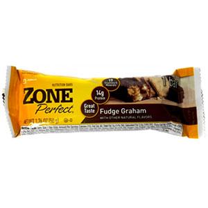 ZonePerfect Fudge Graham Bar