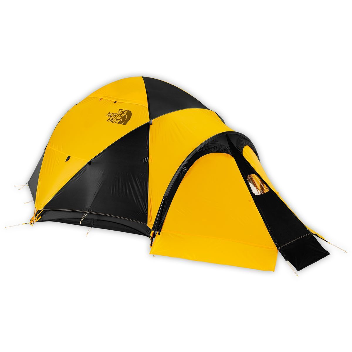 photo: The North Face VE 25 four-season tent
