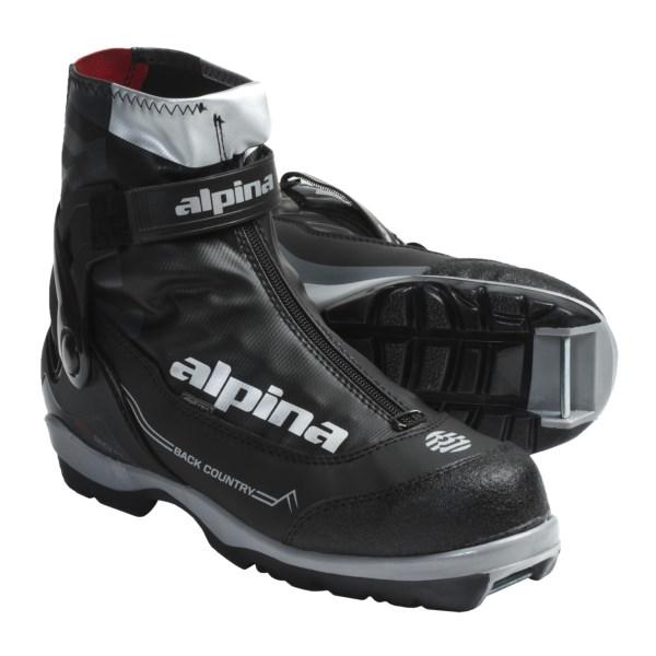 photo: Alpina BC 20 Plus nordic touring boot