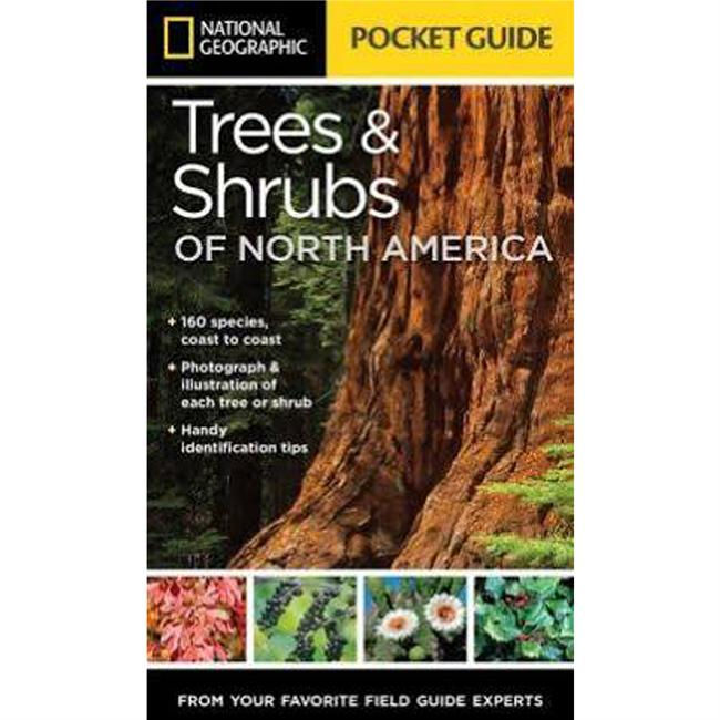 National Geographic Pocket Guide: Trees and Shrubs of North America