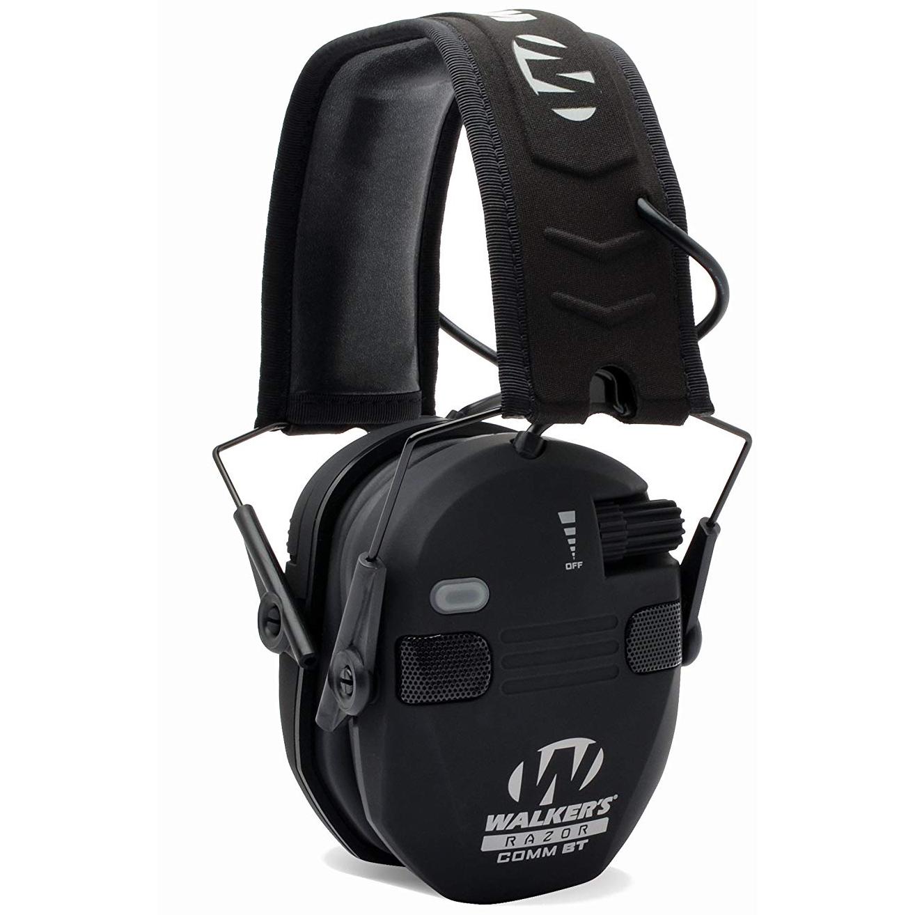 Walker's Razor Quad Electronic Bluetooth Muffs