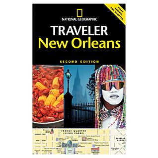 photo: National Geographic Traveler New Orleans us south guidebook