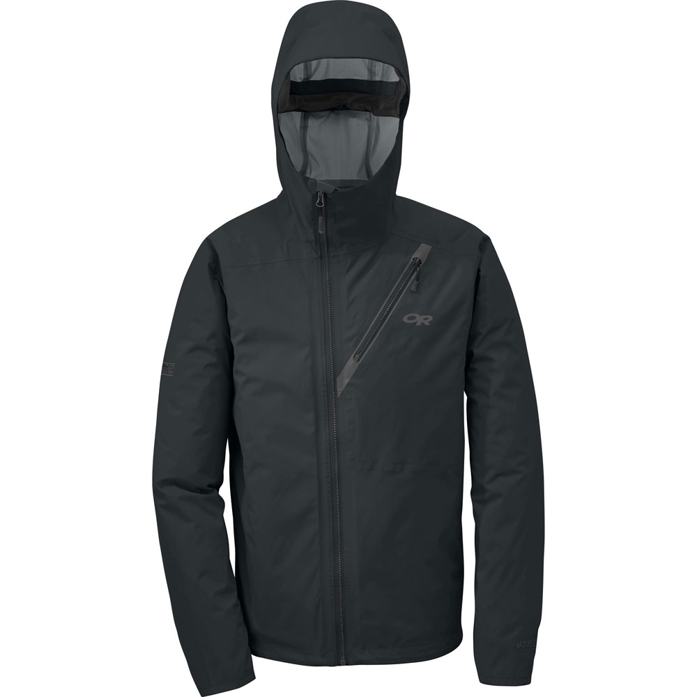 photo: Outdoor Research Transonic Jacket waterproof jacket